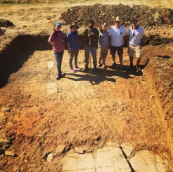 2017 Excavation Team