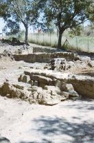 Roman villa - Poggio del Mulino