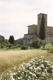 Abbey of Saint Antimo
